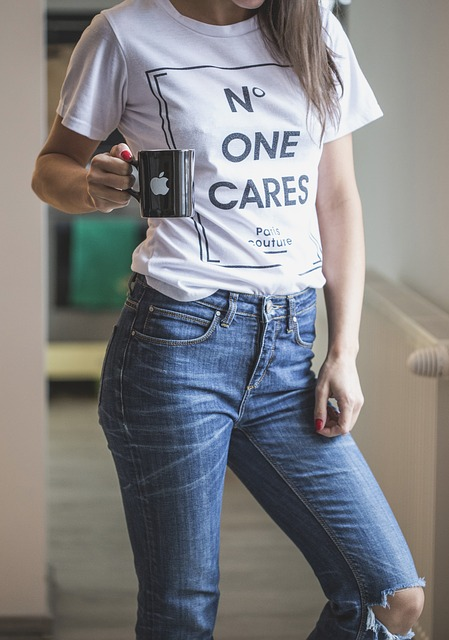Un t-shirt personnalisé : le cadeau idéal pour elle